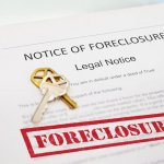 Notice of Foreclosure in houston tx