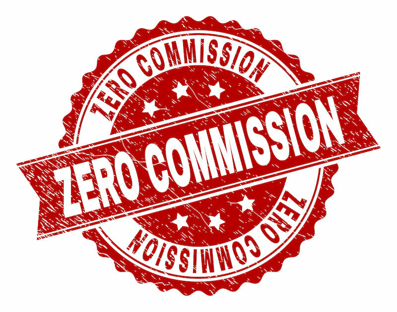 zero commissions when you sell your house to home investors in Houston