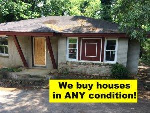 we buy houses Metro Atlanta GA