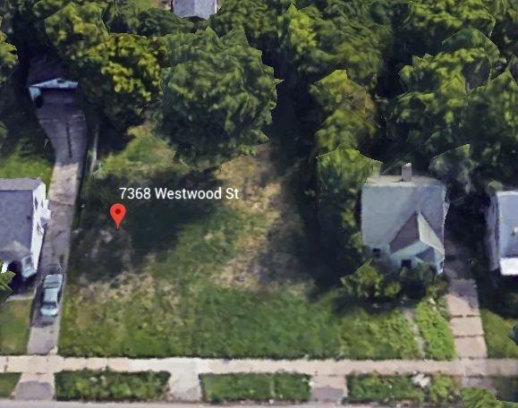 Detroit Vacant Land 5,401 Sqft