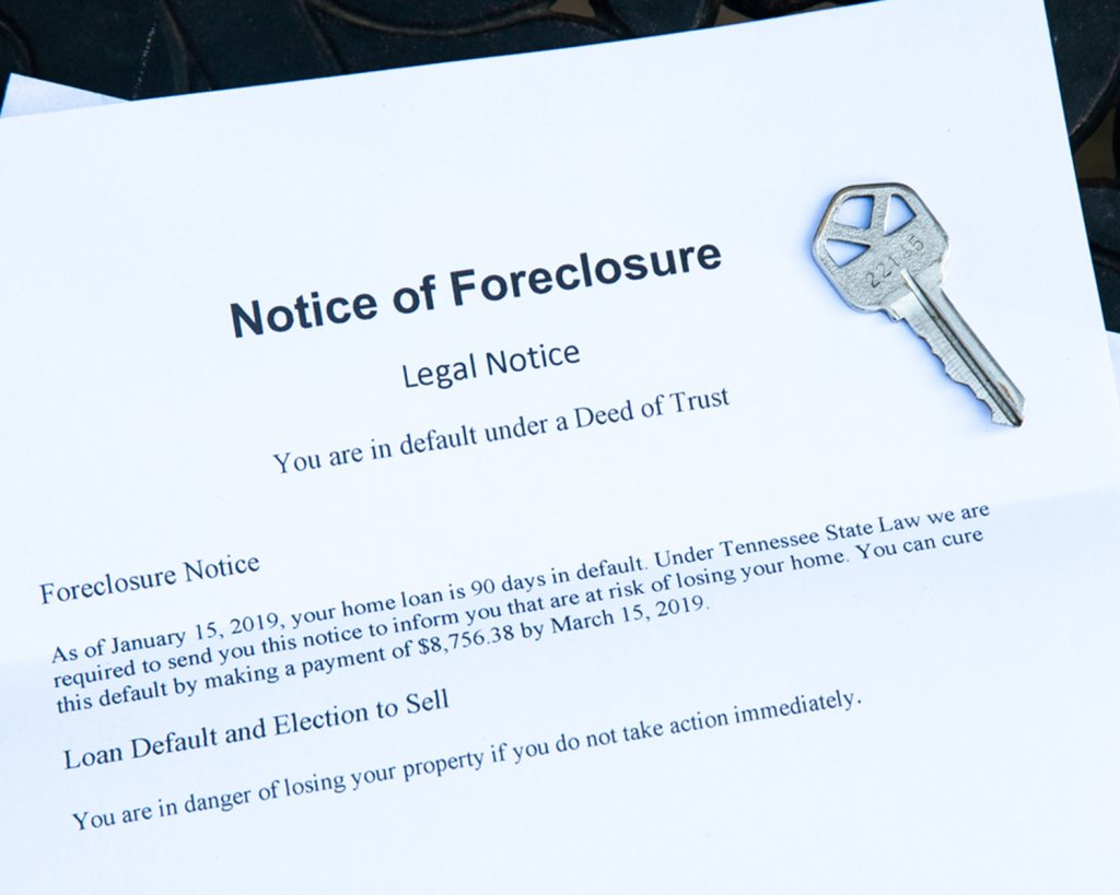 foreclosure-process-in-tennessee