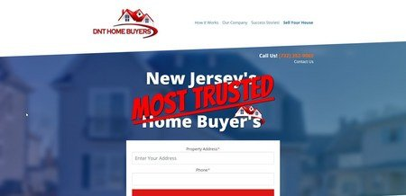 Reputable Trusted Home Buyer NJ