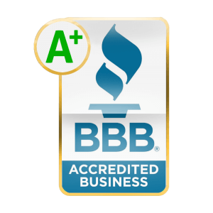 We Buy Houses NJ BBB Acredited Logo