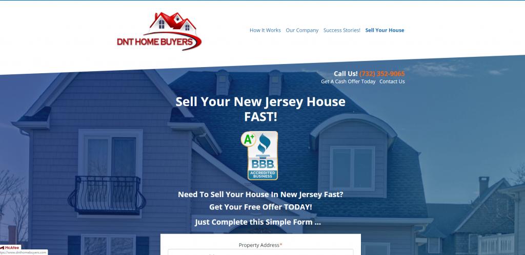 we buy houses nj