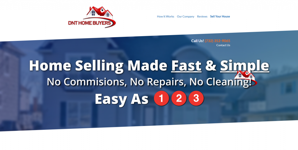 Easiest Way to Sell House NJ