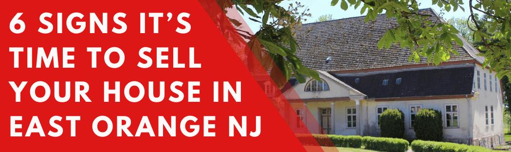 Sell My House In East Orange NJ