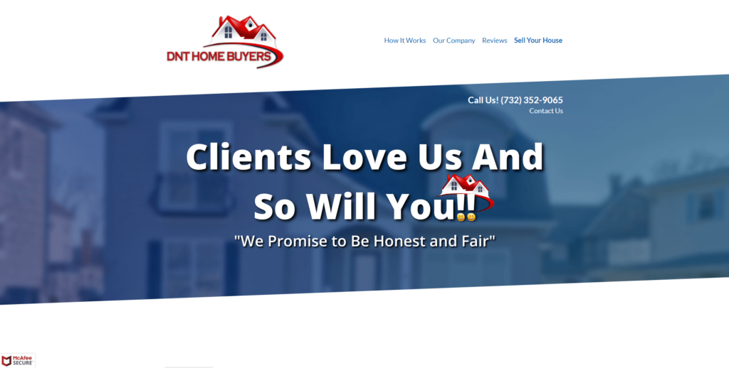 trusted home buyers