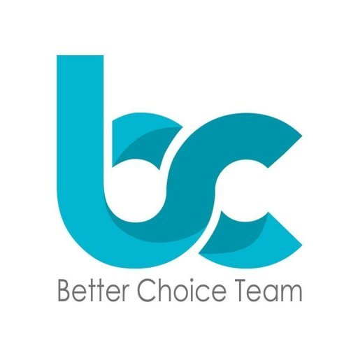 Better Choice Homes logo