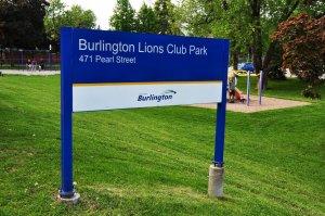 City of Burlington Parks