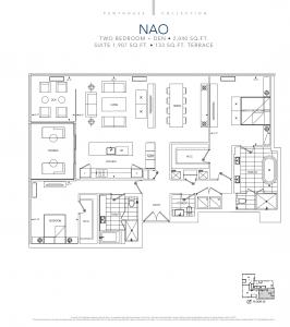 Nautique Floor Plan Nao
