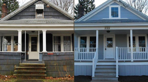 Before After House Flip RightwayHomeBuyer.com