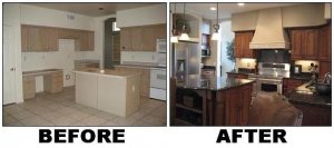 RightwayHomeBuyer.com Before After Real Estate