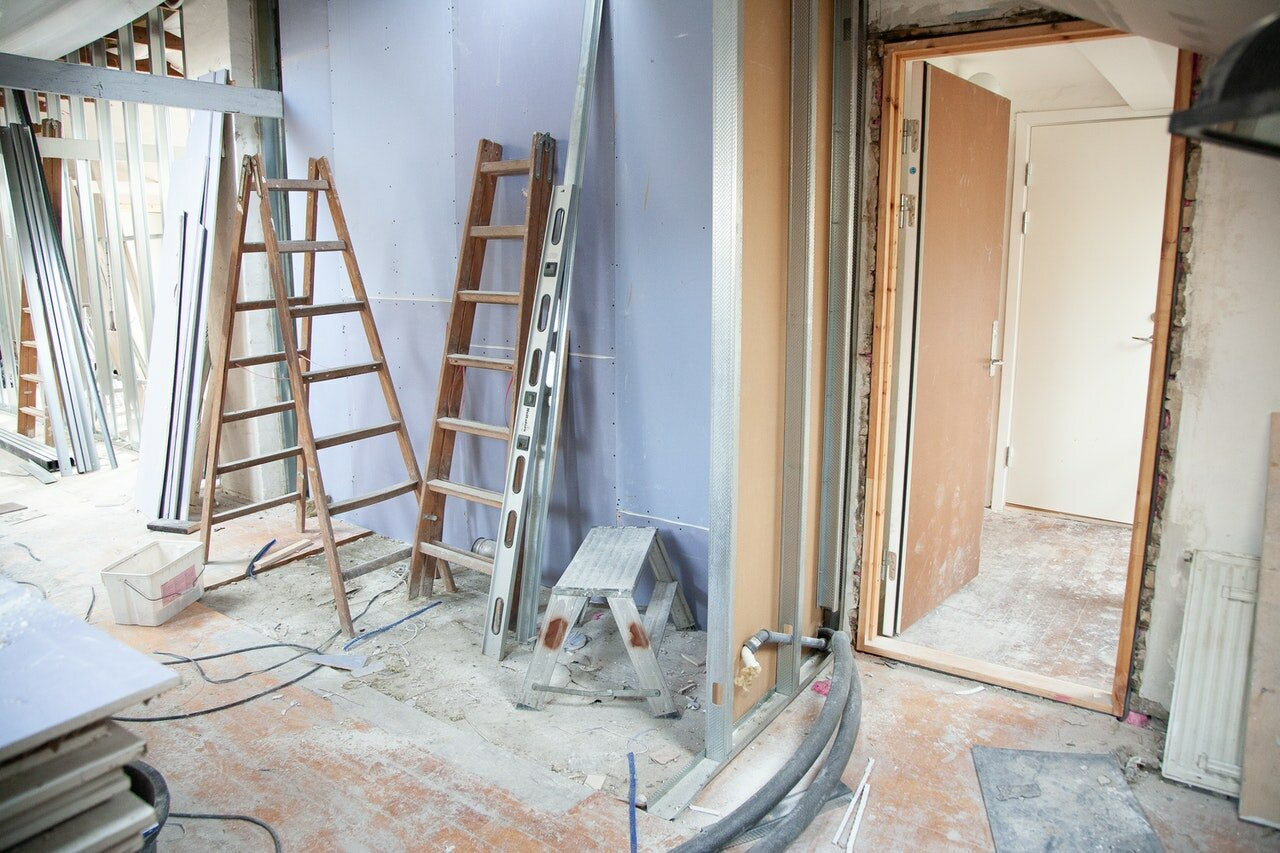 pull permits on a home improvement project