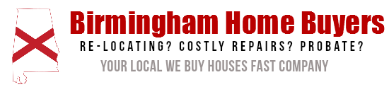 We Buy Houses Birmingham logo