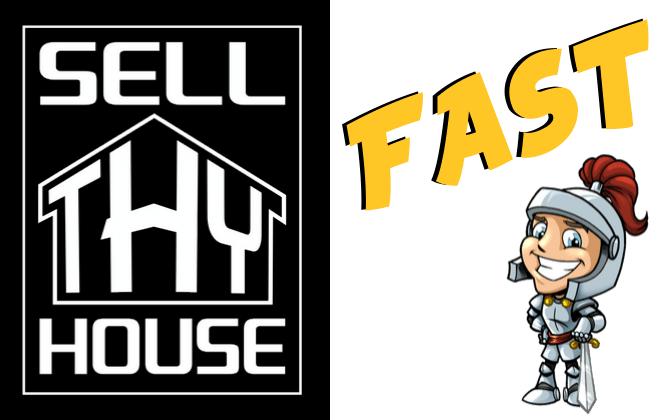 sell THY house logo