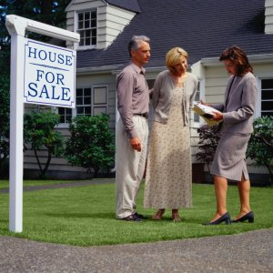 selling your house with an agent