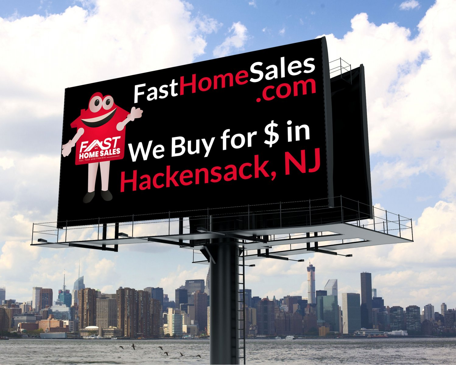 We Buy Houses Hackensack, New Jersey
