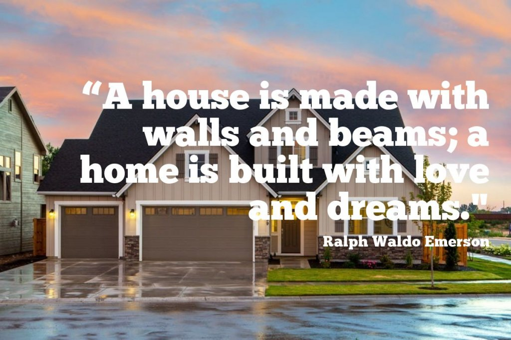 A House is Built with Walls and Beams