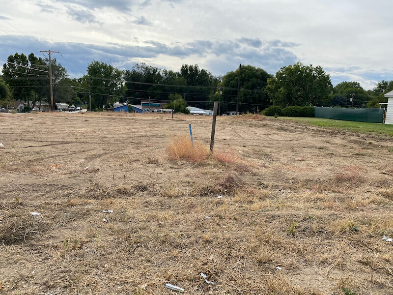Nampa Lot that Gem State Cash Offer bought