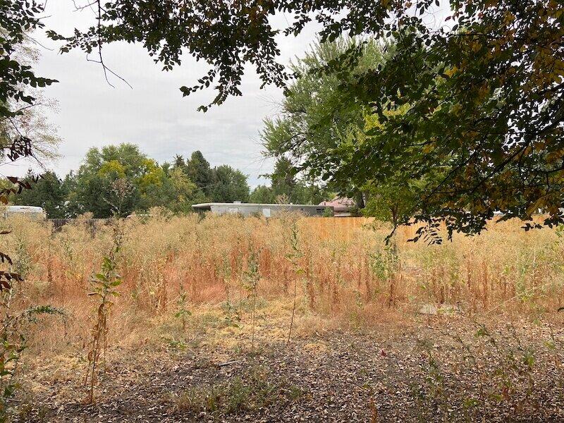 Lot in Boise Veterans Park