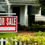 putting a for sale sign - creative ways to sell your house