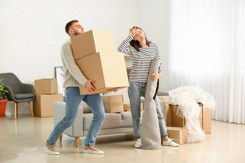 Bad Tenants Moving Frequently