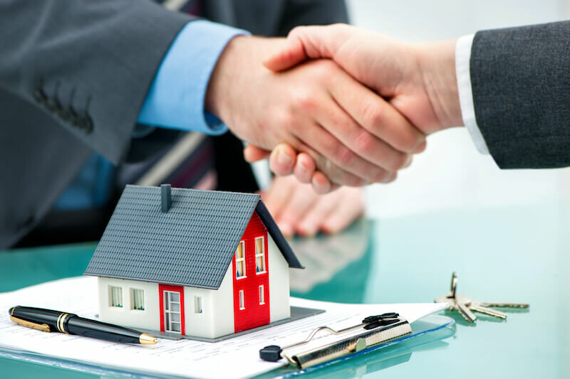 seller agrees on the cash offer from the home buyer