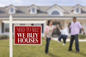 Need to sell? We buy houses.