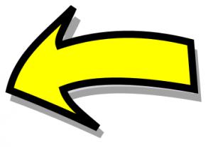 Yellow left arrow