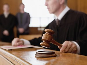 Judge on Court