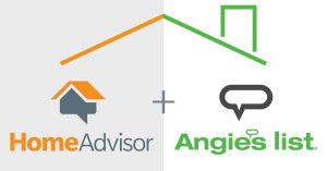 Home Advisor & Angie's List