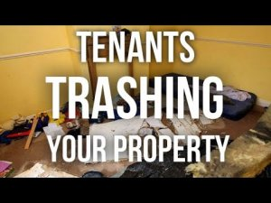 My Last Tenant Trashed My Property
