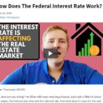 How does the interest rate affect real estate