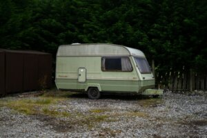 Classic Mobile Home by Anthony Young