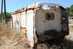 Repair needed before selling mobile home