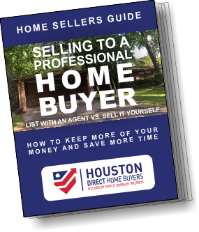 Houston Direct Home Buyers Home Sellers Guide Cover