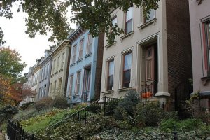 Row Houses in St.Louis