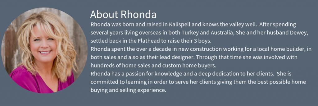 About Rhonda