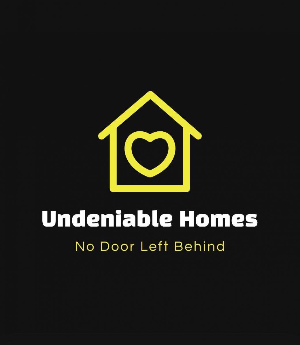 Undeniable Homes LLC  logo