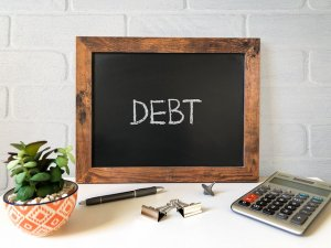 Sell Your House to Pay Off Debt