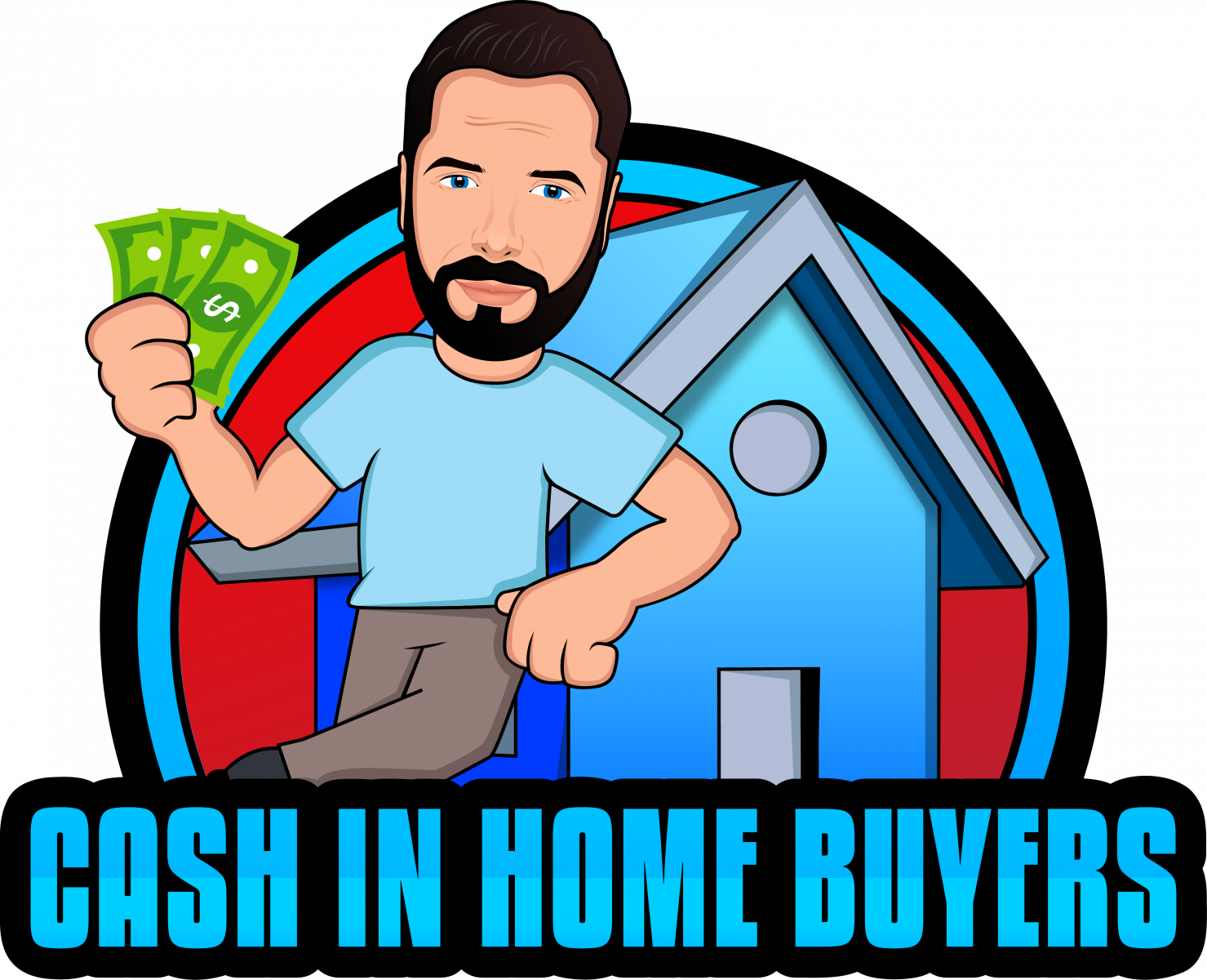 Cash In Home Buyers logo