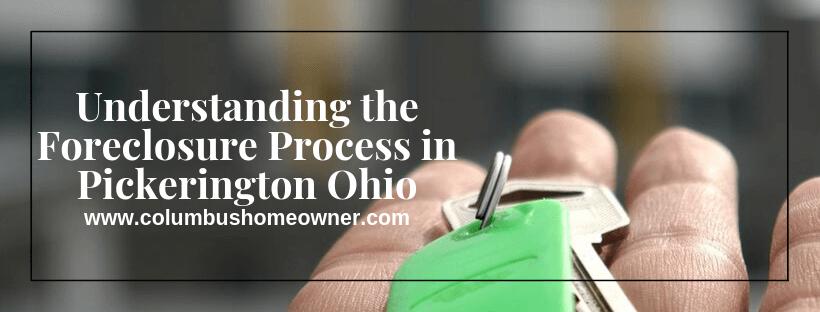 We Buy Houses Foreclosure in Pickerington Ohio