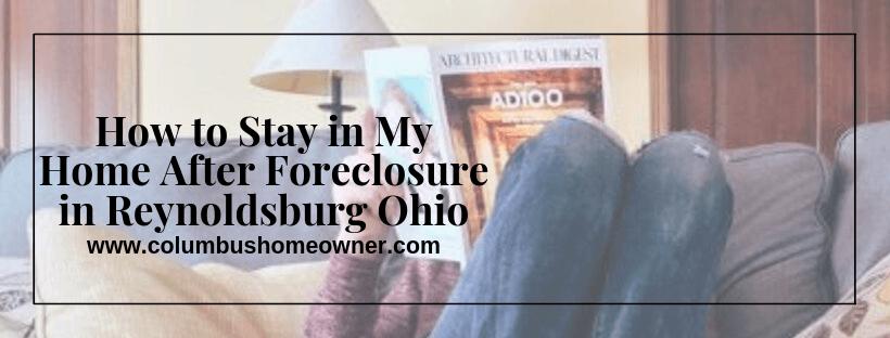 Homebuyers in Reynoldsburg Ohio