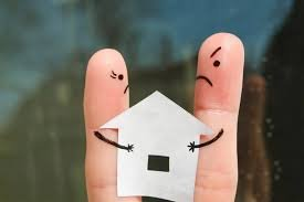 sell your house during divorce