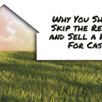 sell a house for cash