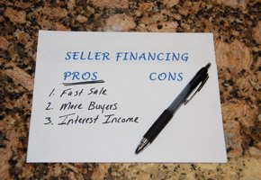 pros and cons of seller financing, we buy houses fast, sell house fast california