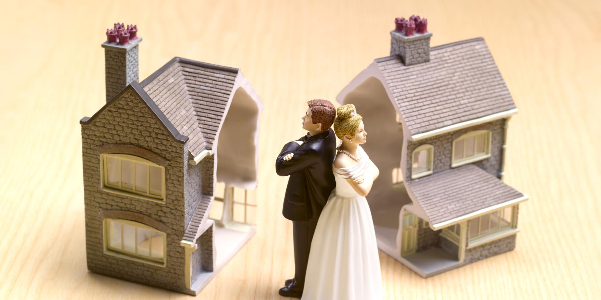 divorce house sale ca