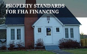 minimum property standards for mortgage