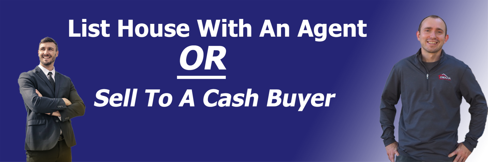 should i list my house with an agent or sell to a cash buyer omaha