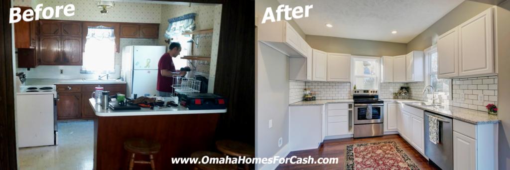 We buy houses fast in Omaha NE